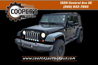 2010 Jeep Wrangler Unlimited Sport in Albuquerque, NM 87106