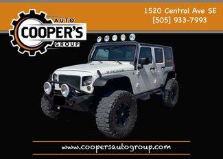 2010 Jeep Wrangler Unlimited Rubicon in Albuquerque, NM 87106