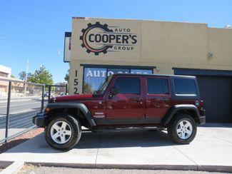 2010 Jeep Wrangler Unlimited Sport in Albuquerque, NM 87106