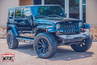 2010 Jeep Wrangler Unlimited Sahara w/Central Alps Package in Arlington, Texas 76013
