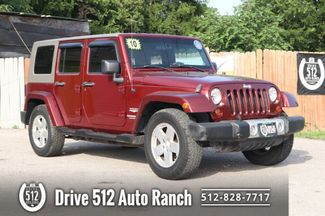 2010 Jeep Wrangler Unlimited Sahara in Austin, TX 78745