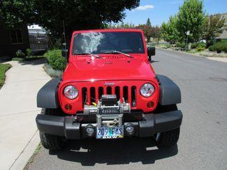 2010 Jeep Wrangler Unlimited Sport Bend, Oregon 4