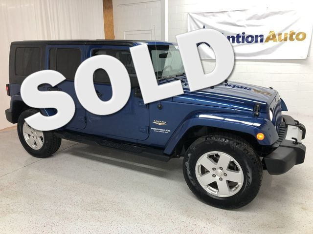 2010 Jeep Wrangler Unlimited Sahara | Bountiful, UT | Antion Auto in Bountiful UT