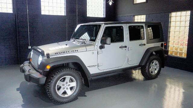 2010 Jeep Wrangler Unlimited Rubicon Bridgeville, Pennsylvania 3