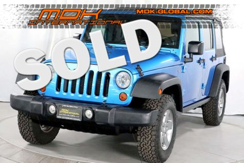 2010 Jeep Wrangler Unlimited Rubicon - 1 owner - service records - new tires in Los Angeles
