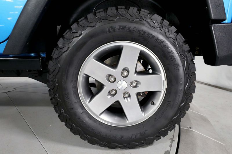 2010 Jeep Wrangler Unlimited Rubicon - 1 owner - service records - new tires  city California  MDK International  in Los Angeles, California