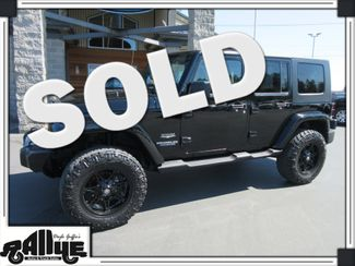 2010 Jeep Wrangler Unlimited Sahara in Burlington, WA 98233