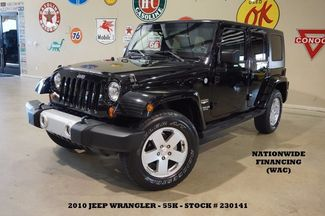 2010 Jeep Wrangler Unlimited Sahara in Carrollton TX, 75006