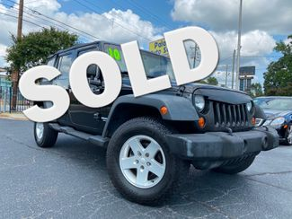 2010 Jeep Wrangler Unlimited Sport  city NC  Palace Auto Sales   in Charlotte, NC