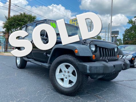 2010 Jeep Wrangler Unlimited Sport in Charlotte, NC
