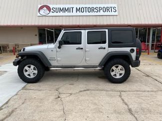 2010 Jeep Wrangler Unlimited Sport in Clute, TX 77531