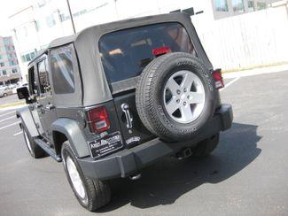 2010 Jeep Wrangler Unlimited Sport Conshohocken, Pennsylvania 9