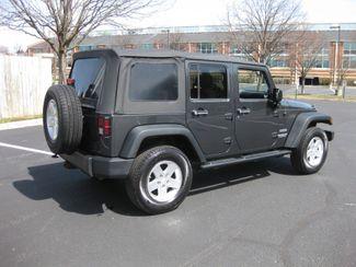 2010 Jeep Wrangler Unlimited Sport Conshohocken, Pennsylvania 19