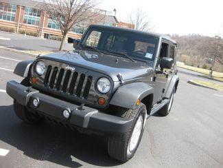 2010 Jeep Wrangler Unlimited Sport Conshohocken, Pennsylvania 5