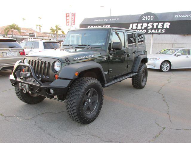 2010 Jeep Wrangler Unlimited Rubicon 4x4 in Costa Mesa, California 92627
