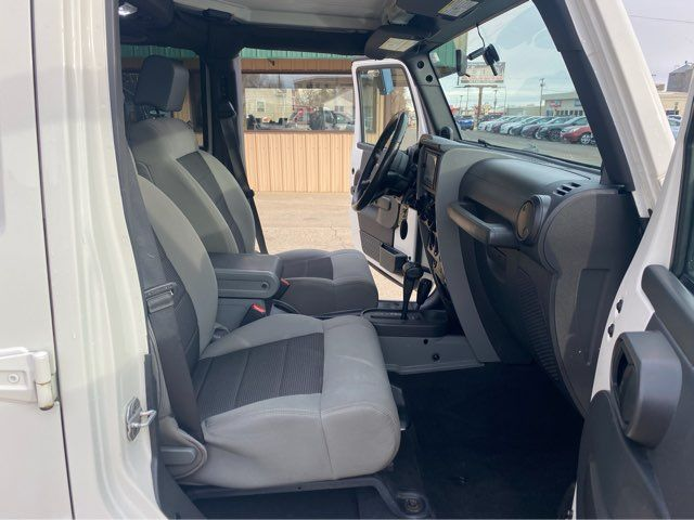 2010 Jeep Wrangler Unlimited Sport in Dickinson, ND 58601