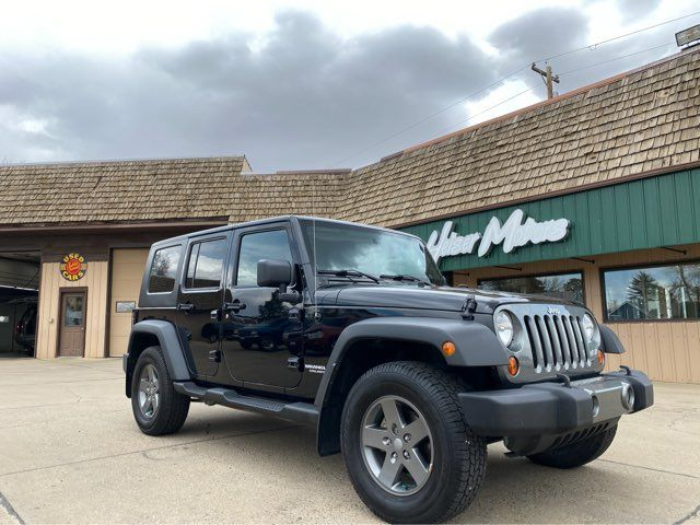 2010 Jeep Wrangler Unlimited Sport ONLY 40,000 Miles in Dickinson, ND 58601