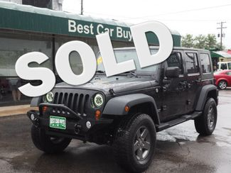 2010 Jeep Wrangler Unlimited Mountain Englewood, CO