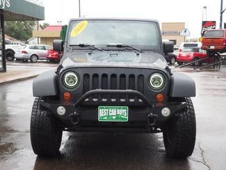 2010 Jeep Wrangler Unlimited Mountain Englewood, CO 1