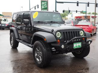 2010 Jeep Wrangler Unlimited Mountain Englewood, CO 2