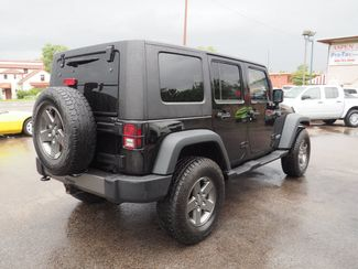 2010 Jeep Wrangler Unlimited Mountain Englewood, CO 5