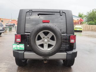 2010 Jeep Wrangler Unlimited Mountain Englewood, CO 6