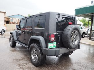 2010 Jeep Wrangler Unlimited Mountain Englewood, CO 7