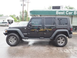 2010 Jeep Wrangler Unlimited Mountain Englewood, CO 8