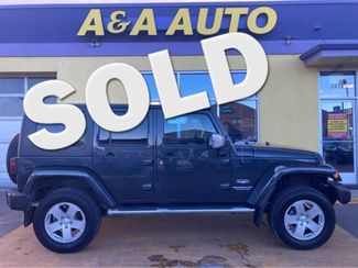 2010 Jeep Wrangler Unlimited Sahara in Englewood, CO 80110