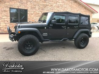 2010 Jeep Wrangler Unlimited Sport Farmington, MN