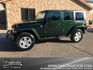 2010 Jeep Wrangler Unlimited Sahara Farmington, MN