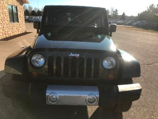 2010 Jeep Wrangler Unlimited Sahara Farmington, MN 3