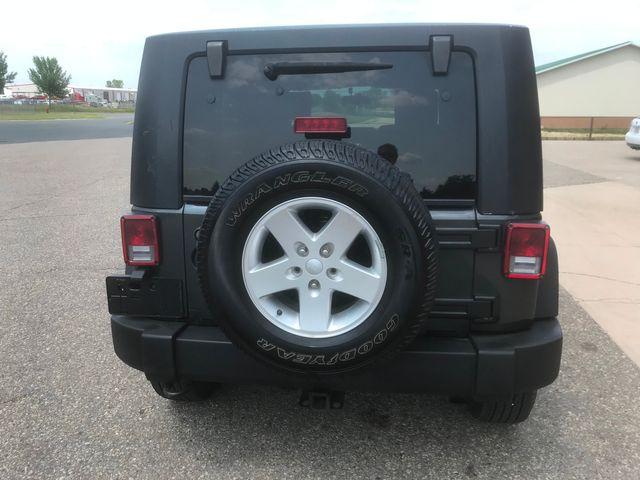 2010 Jeep Wrangler Unlimited Sport Farmington, MN 2
