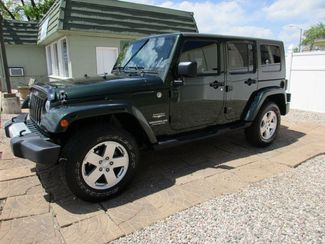 2010 Jeep Wrangler Unlimited Sahara in Fort Collins, CO 80524