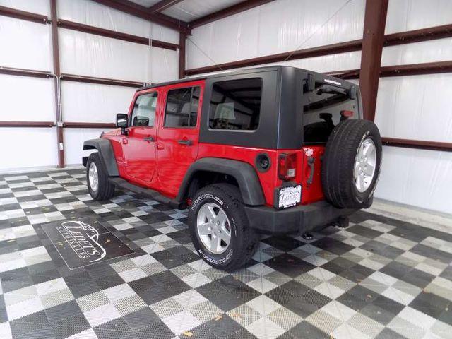 2010 Jeep Wrangler Unlimited Sport in Gonzales, Louisiana 70737