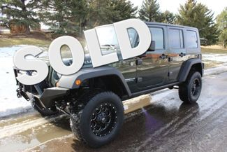 2010 Jeep Wrangler Unlimited in Great Falls, MT