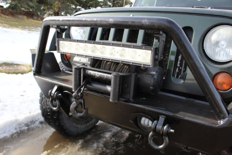 2010 Jeep Wrangler Unlimited Rubicon  city MT  Bleskin Motor Company   in Great Falls, MT