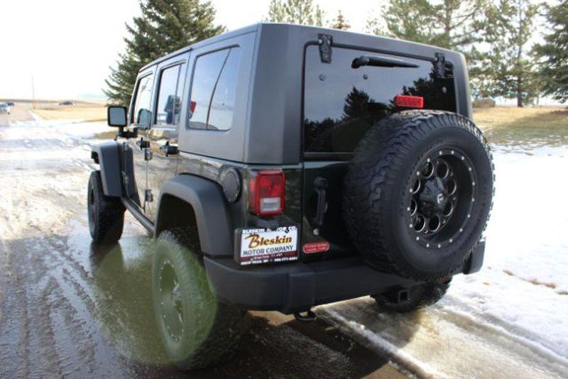 2010 Jeep Wrangler Unlimited Rubicon  city MT  Bleskin Motor Company   in Great Falls, MT