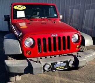 2010 Jeep Wrangler Unlimited Sport in Harrisonburg, VA 22801
