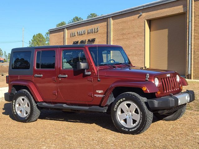 2010 Jeep Wrangler Unlimited Sahara in Hope Mills, NC 28348