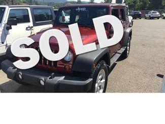 2010 Jeep Wrangler Unlimited Sport - John Gibson Auto Sales Hot Springs in Hot Springs Arkansas
