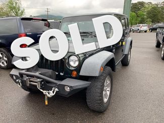 2010 Jeep Wrangler Unlimited Rubicon - John Gibson Auto Sales Hot Springs in Hot Springs Arkansas