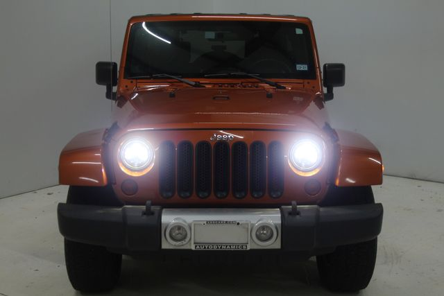 2010 Jeep Wrangler Unlimited Sahara Houston, Texas 1