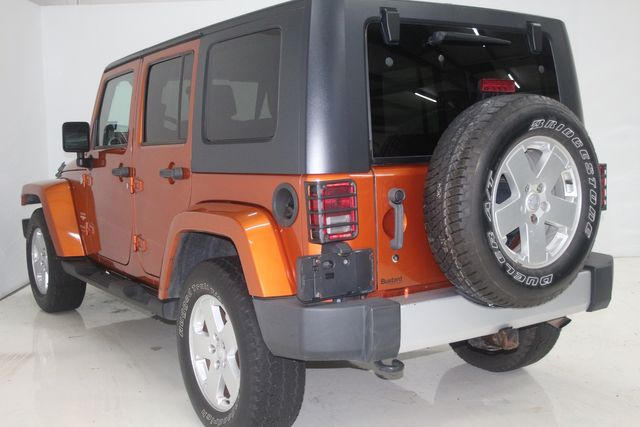 2010 Jeep Wrangler Unlimited Sahara Houston, Texas 10