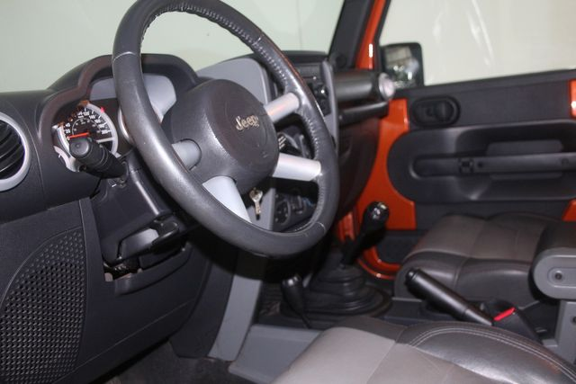 2010 Jeep Wrangler Unlimited Sahara Houston, Texas 14