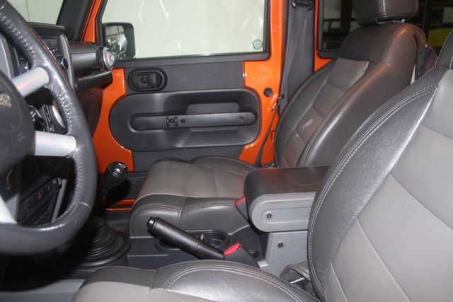 2010 Jeep Wrangler Unlimited Sahara Houston, Texas 16