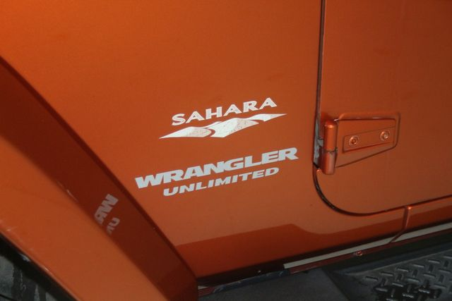 2010 Jeep Wrangler Unlimited Sahara Houston, Texas 4