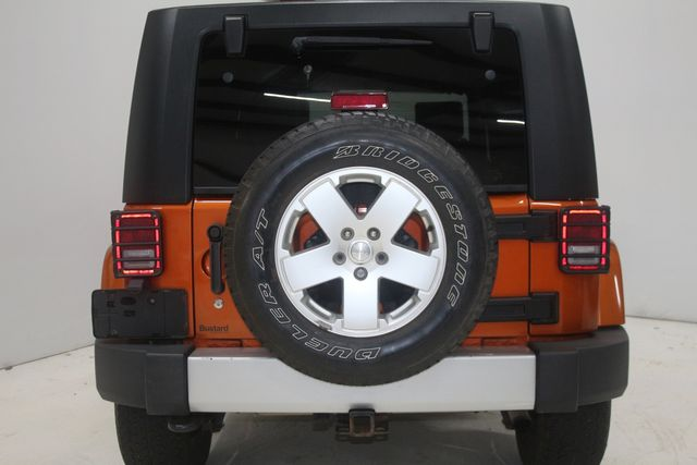2010 Jeep Wrangler Unlimited Sahara Houston, Texas 9