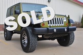 2010 Jeep Wrangler Unlimited Sport in Jackson, MO 63755