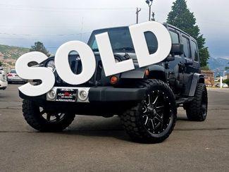 2010 Jeep Wrangler Unlimited Sahara LINDON, UT
